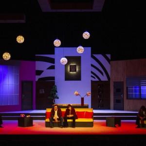 Neiespējamā Misija (scenogrāfija, Dailes Teāris, 2019)