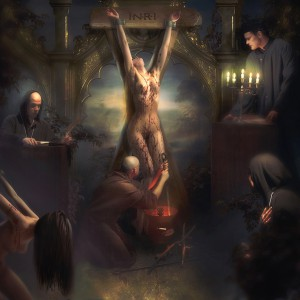 """Cradle of Filth """"Hammer of The Witches"""""""