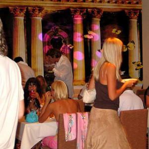 """VIP вечеринка """"Ba Rock"""" (Новая Волна 2006)"""