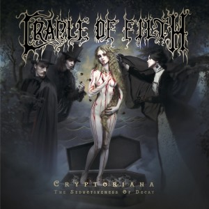 "CRADLE OF FILTH ""Cryptoriana"""