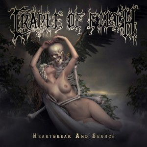 "CRADLE OF FILTH ""Cryptoriana - The Seductiveness of Decay"" 2017"