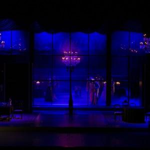 """Karenin - stage design, theatre """"Daile"""", 2019"""