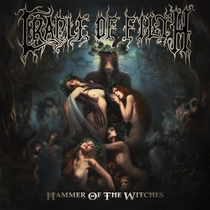 "Cradle of Filth ""Hammer of The Witches"""