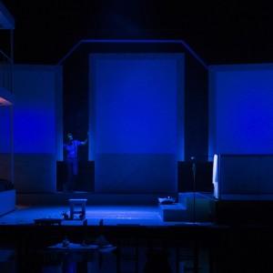 "LULU - stage design, theatre ""Daile"", 2018"